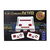 プレイコンピューターレトロ ファミリーコンピュータ互換機 ゲーム機 KK-00252C
