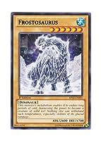 遊戯王 英語版 BP02-EN003 Frostosaurus フロストザウルス (レア:ブラック) 1st Edition