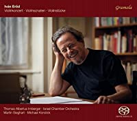 Iv?n Er枚d: Works for Violin by Thomas Albertus Irnberger