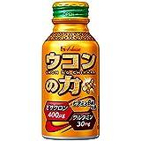 【1CS】ハウスウェルネス ウコンの力 ウコンエキスドリンク 100ml ボトル缶×60本 ハウスウェルネスフーズ