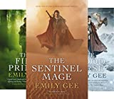 The Cursed Kingdoms Trilogy