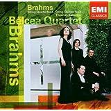 Brahms: String Quartet/Quintet