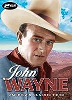 John Wayne: Americas Classic Hero [DVD] [Import]