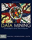 Cover of Data Mining: Concepts and Techniques