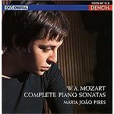モーツァルト生誕250年記念BOX モーツァルト:ピアノソナタ全集