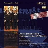 Matthaeus-Passion Bwv 244 by JOHANN SEBASTIAN BACH (2012-04-24)