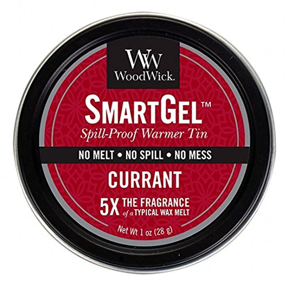 共感する乗ってしつけウッドウィック( WoodWick ) Wood Wickスマートジェル 「 カラント 」W9630520