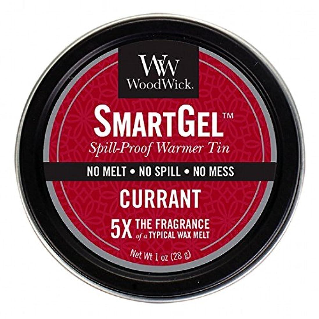 タックル放つ国際WoodWick(ウッドウィック) Wood Wickスマートジェル 「 カラント 」W9630520(W9630520)