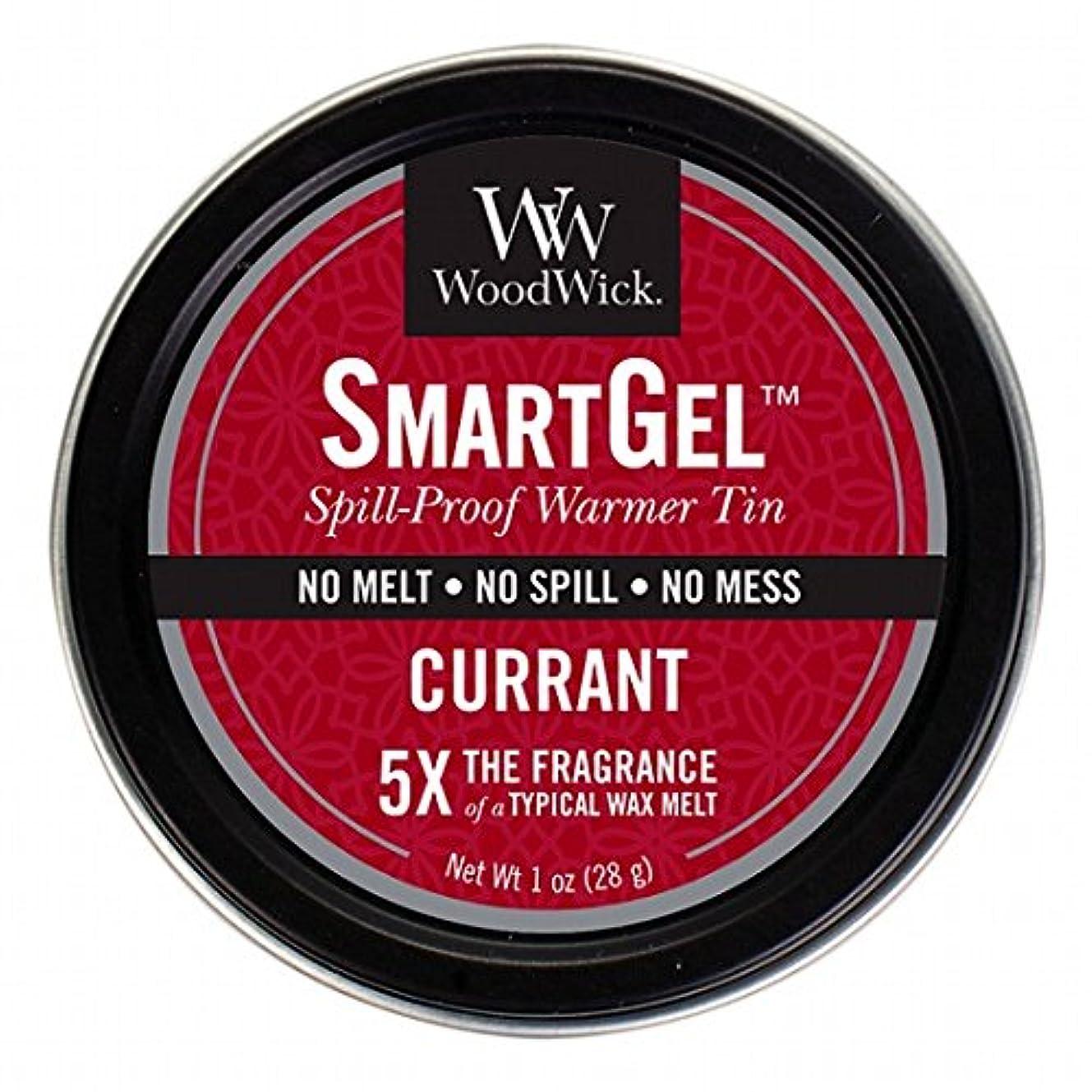 悪因子聞く姓WoodWick(ウッドウィック) Wood Wickスマートジェル 「 カラント 」W9630520(W9630520)