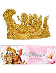 Vedic Vaani Vishnu Pariwar with Vishnu Laxmi お香スティック