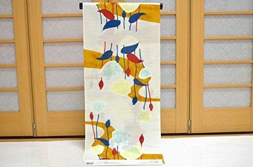 京都岡重 ブランド浴衣 反物 高級ゆかた 日本製 ≪オーダーお仕立て付≫ kimono-yukata-023