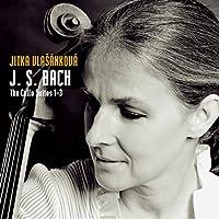 J.S.バッハ:無伴奏チェロ組曲第1番-第3番