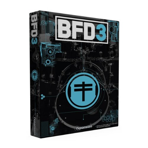 FXpansion BFD3 USB版 ドラム音源 (FXパンション) 国内正規品
