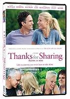 Thanks for Sharing【DVD】 [並行輸入品]