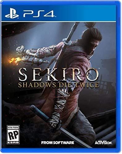 Sekiro: Shadows Die Twice (輸入版:北米) - PS4