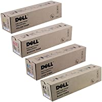 Dell 3000cn Standard Yield Toner Cartridge Set by Dell