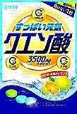 サクマ製菓 クエン酸キャンディー 80g×6袋