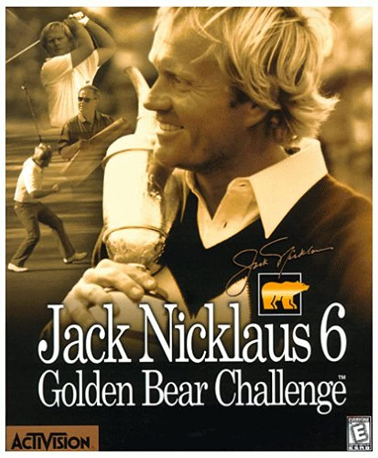 選挙練る役立つJack Nicklaus: Golden Bear Challenge / Game