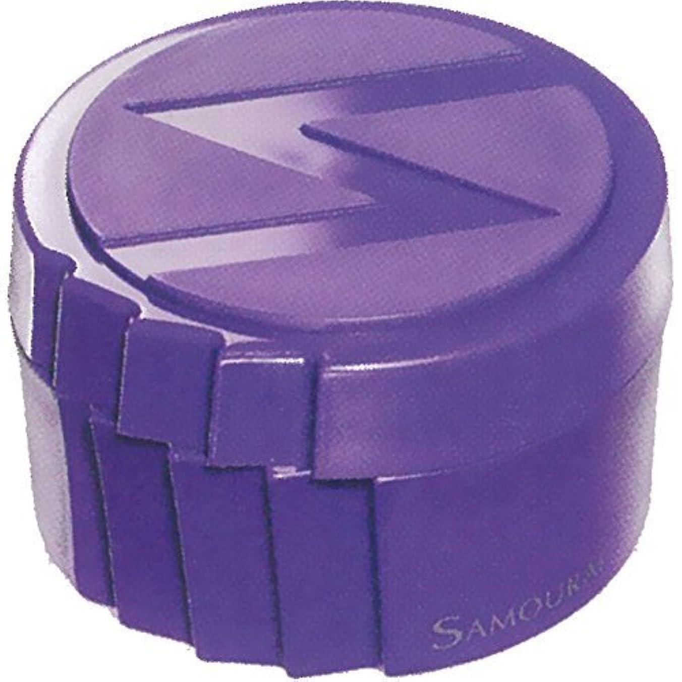 段階グリット札入れサムライスタイル プラスター スライミー
