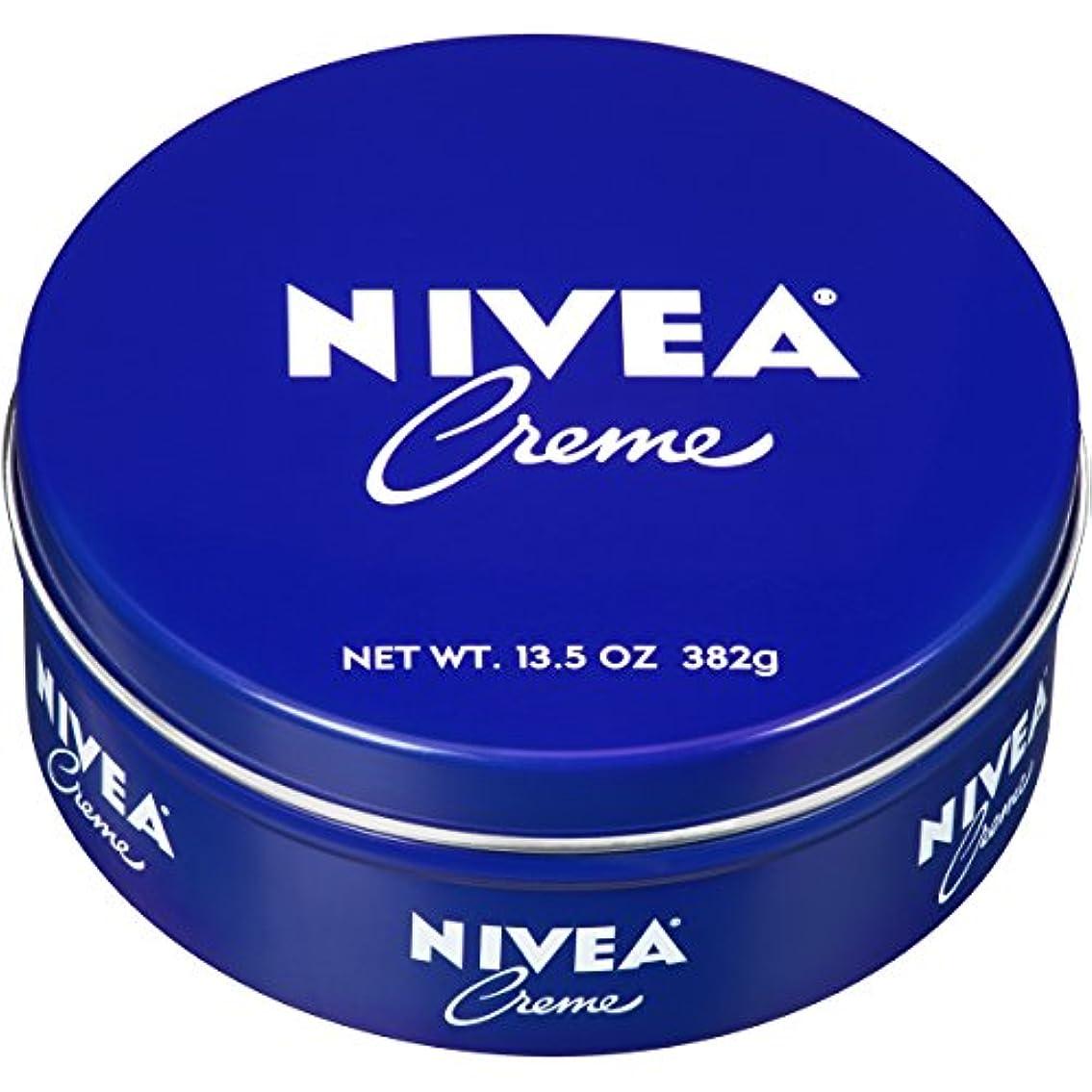 に対応気楽な拒絶NIVEA ニベア クリーム 特大サイズ 400g アルミ缶