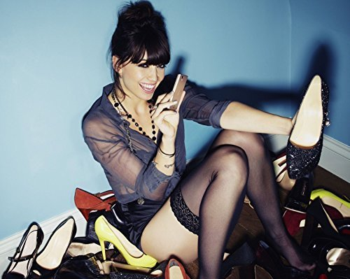 Sexy in Tights Daisy Lowe A3 (297x420mm) Repositionable Peel & Stick Poster FS2546 by Poster Universe [並行輸入品]