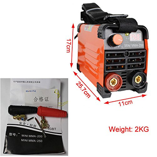 Automotive Repair Kits Lightweight Portable Mma Electric Welder 220v Inverter Arc Welding Machine Tool High Quality