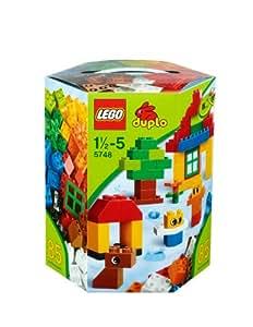 レゴ (LEGO) デュプロ 基本セット・クリエイティブ 5748