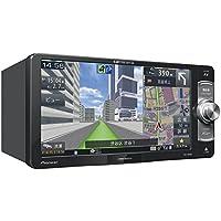 カロッツェリア(パイオニア) 楽ナビ AVIC-RW900 7型ワイド カーナビ フルセグ/DVD/CD/SD/Bluetoothオーディオ