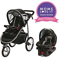 Graco Fastaction Fold Click Connect Jogger Travel System Stroller - Road Runner by Graco [並行輸入品]