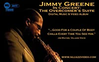 Jimmy Greene In Concert: The Overcomer's Suite (Digital Music & Video Card) by Jimmy Greene