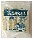 冷凍讃岐うどん 細麺(ゆで) 200g×5食入