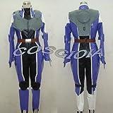 コスプレ ガンダム00 アレルヤ新パイロット 風 コスプレ衣装 (ver2) 女性サイズL