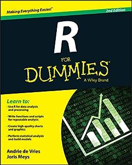 R For Dummies by [de Vries, Andrie, Meys, Joris]