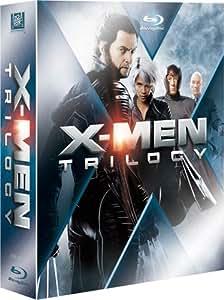 X-MEN トリロジー ブルーレイ・コンプリートBOX (ボーナスディスク付) 〔初回生産限定〕 [Blu-ray]