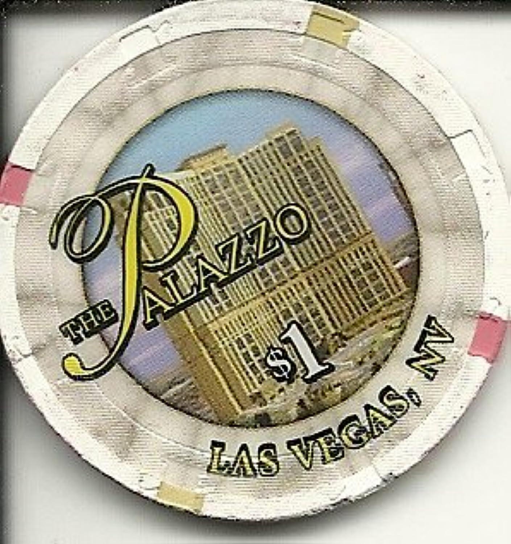 $ 1 Palazzoラスベガスカジノチップ