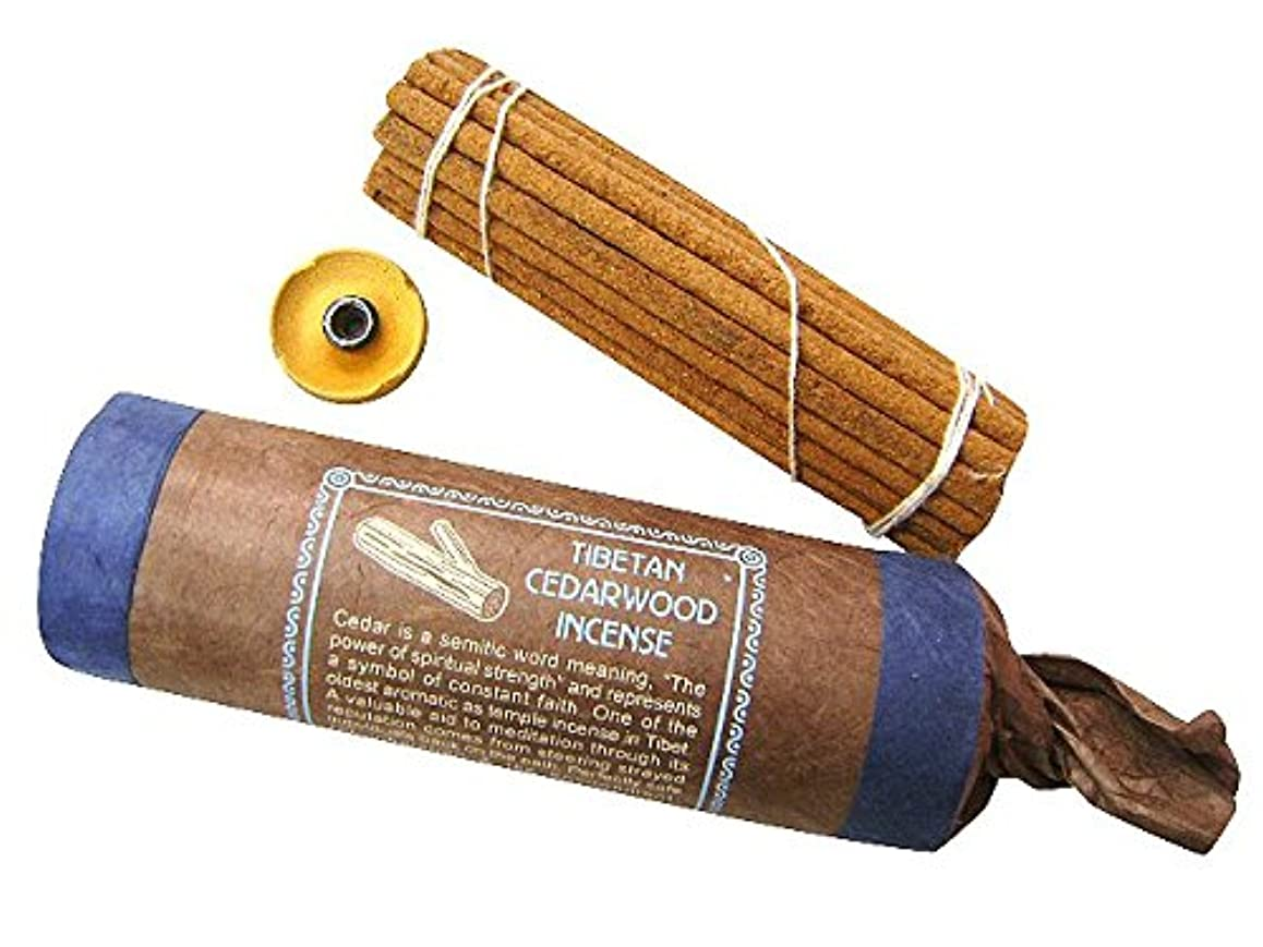 NEPAL INCENSE 【TIBETAN CEDARWOOD INCENSE シダーウッド】
