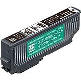 エコリカ エプソン(EPSON)対応 リサイクル インクカートリッジ ICBK80L リサイクルインクカートリッジ黒色(染料) ECI-E80L-B