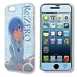 デザジャケット Re:ゼロから始める異世界生活 iPhone 7/8ケース&保護シート Ver.2 デザイン01( レム )