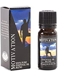 Mystix London | Motivation Essential Oil Blend - 10ml - 100% Pure