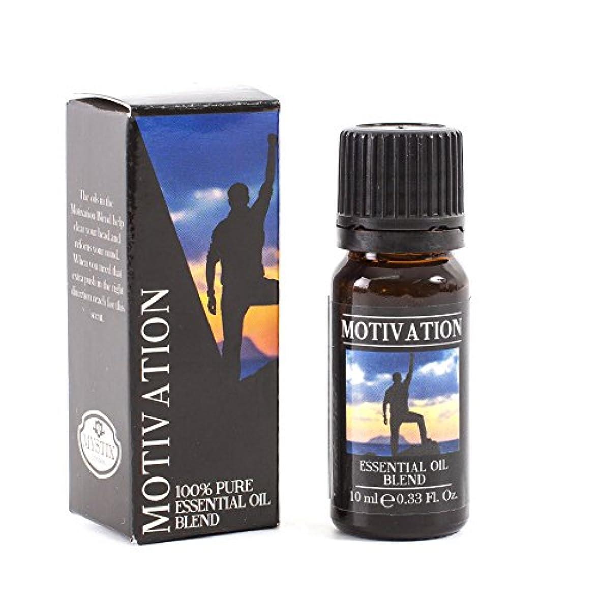 ワイヤー受付最初にMystix London | Motivation Essential Oil Blend - 10ml - 100% Pure