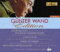 Bruckner: G眉nter Wand Edition by G眉nter Wand (2014-04-29)