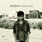 Thank you♪INORANのCDジャケット