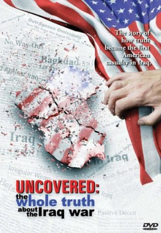 Uncovered: Whole Truth About the Iraq War [DVD] [Import]