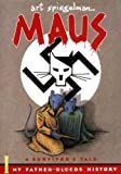 Maus I: A Survivor's Tale: My Father Bleeds History (Pantheon Graphic Novels)