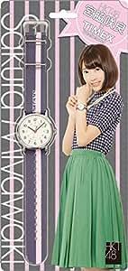 [タイメックス]TIMEX ウィークエンダー セントラルパーク × HKT48 宮脇咲良モデル ver. SA9LA T2N654-02  【正規輸入品】