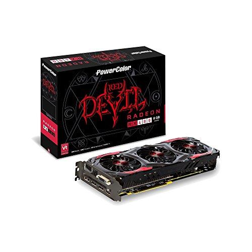 PowerColor ビデオカード AMD RADEON RX480搭載 A...