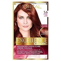 [Excellence] ロレアルパリ優秀5.6豊かな赤褐色 - L'oreal Paris Excellence 5.6 Rich Auburn [並行輸入品]