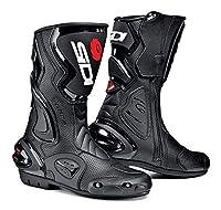 Sidi Cobra Air Motorcycle Boots Black (43) [Airborne] [並行輸入品]