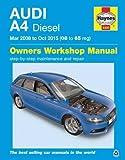 Audi A4 Diesel (Mar '08 - Oct '15) 08 To 65 by John S. Mead(2016-03-09)