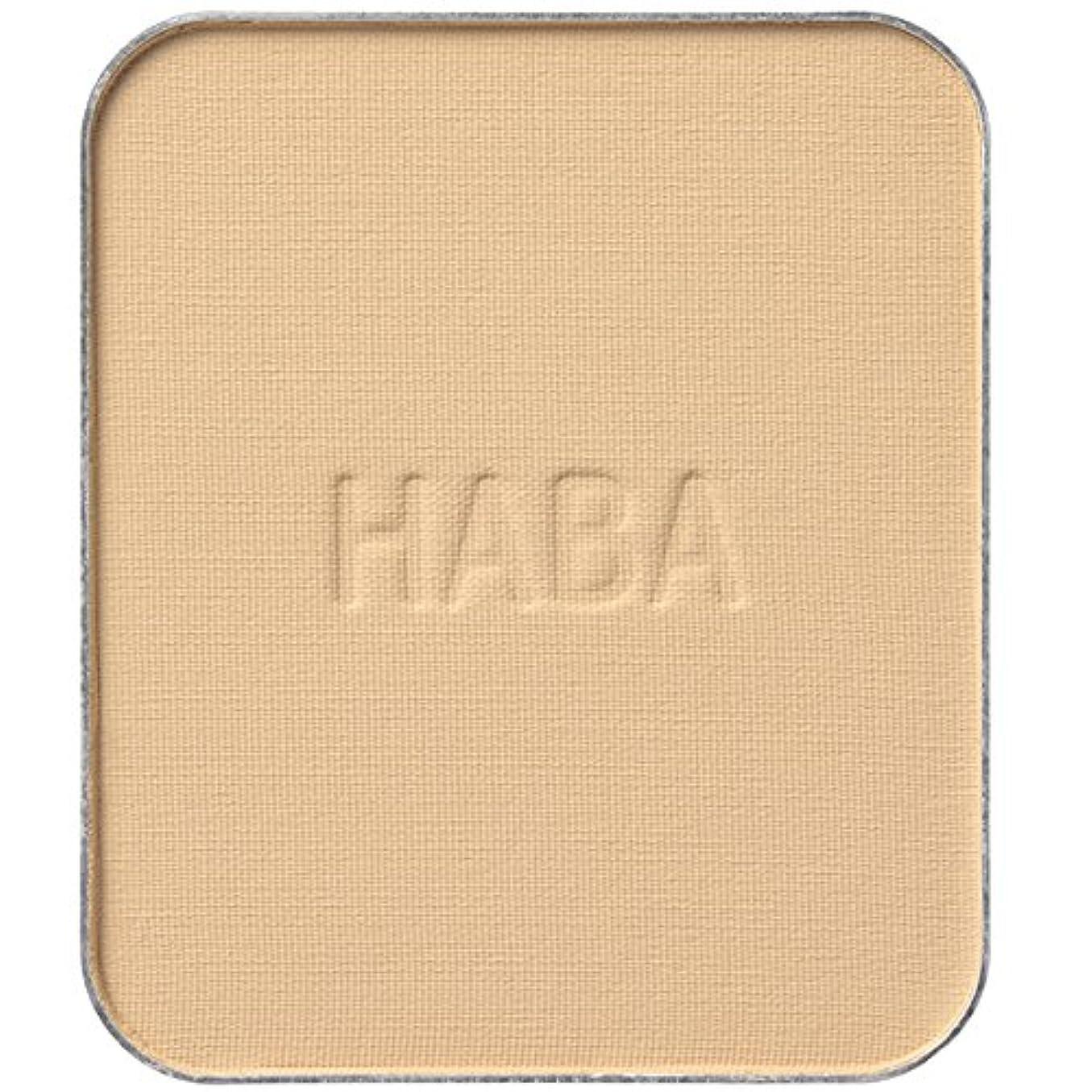 ヘロイン純度忙しいハーバー ミネラルパウダリーファンデーション/詰替用  オークル02 9g